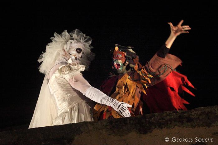Fèsta dels Mòrts, Pézenas 10/11/2012
