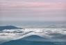 Mer de nuages depuis le Caroux