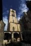 Lodève (34). Cathédrale Saint Fulcrand