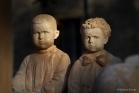 Lodève (34). Monument aux morts du sculpteur Paul Dardé (détail)