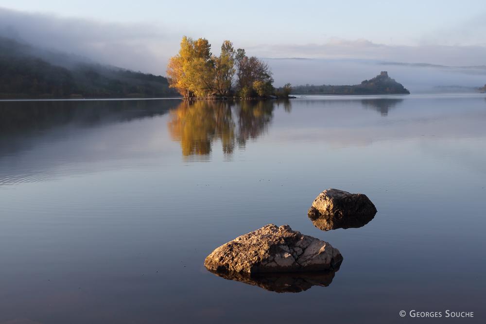 Silence #154, Lac du Salagou