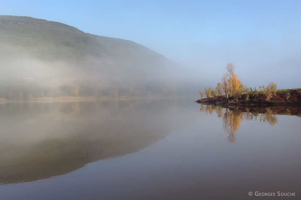 Silence #156, Lac du Salagou