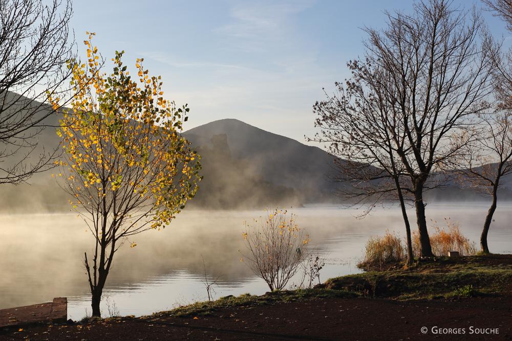 Silence 167. Lac du Salagou 2015