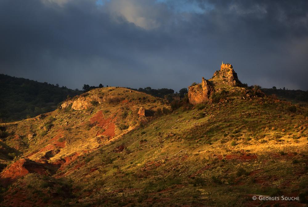 Haute vallée du Salagou 2014