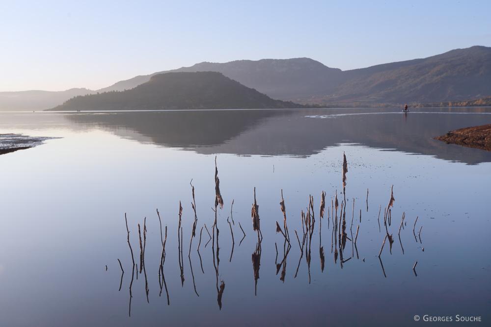 Silence #153. Lac du Salagou 2015