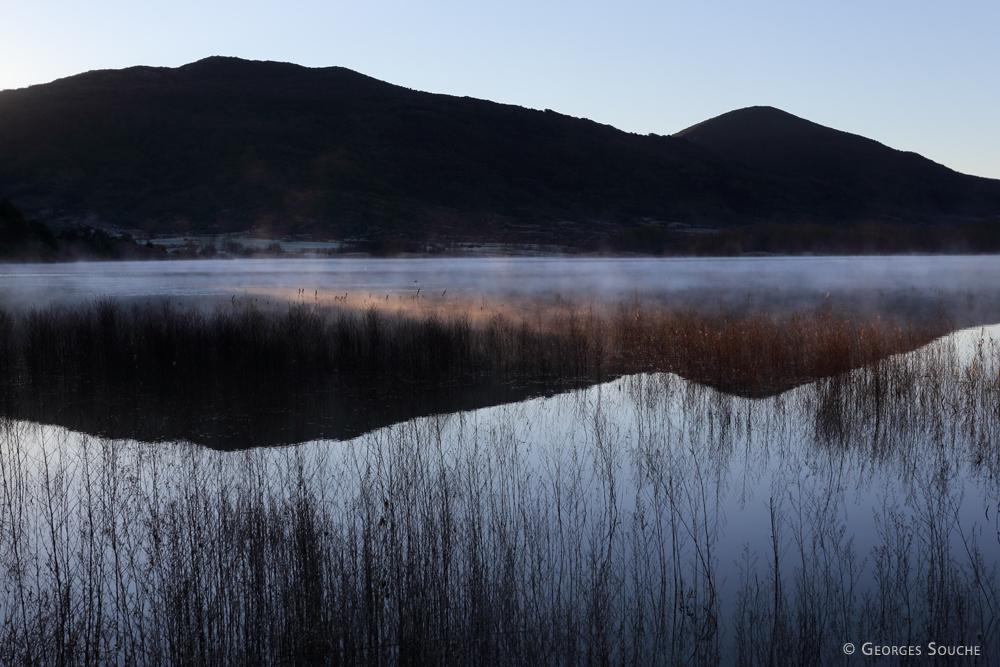 Silence #95, Lac du Salagou