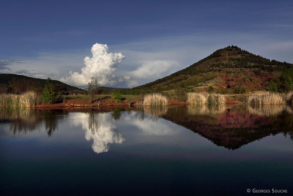 Lac du Salagou 2014