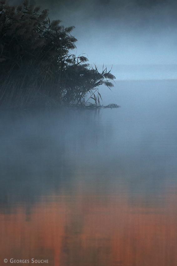 Silence 196, lac du Salagou
