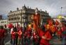 Manifestation pour l'occitan, Carcassonne 2009