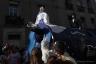 Carnaval de Pézenas, le poulain