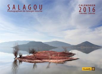 calendrier salagou 2016