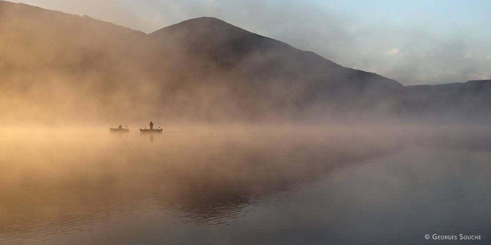 Silence 250, lac du Salagou